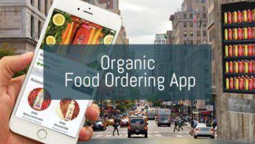Organic Food Ordering App