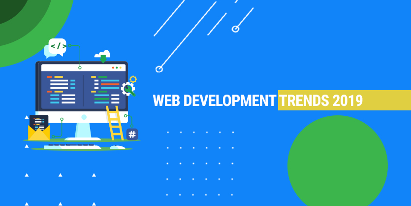 Web development trends 2019