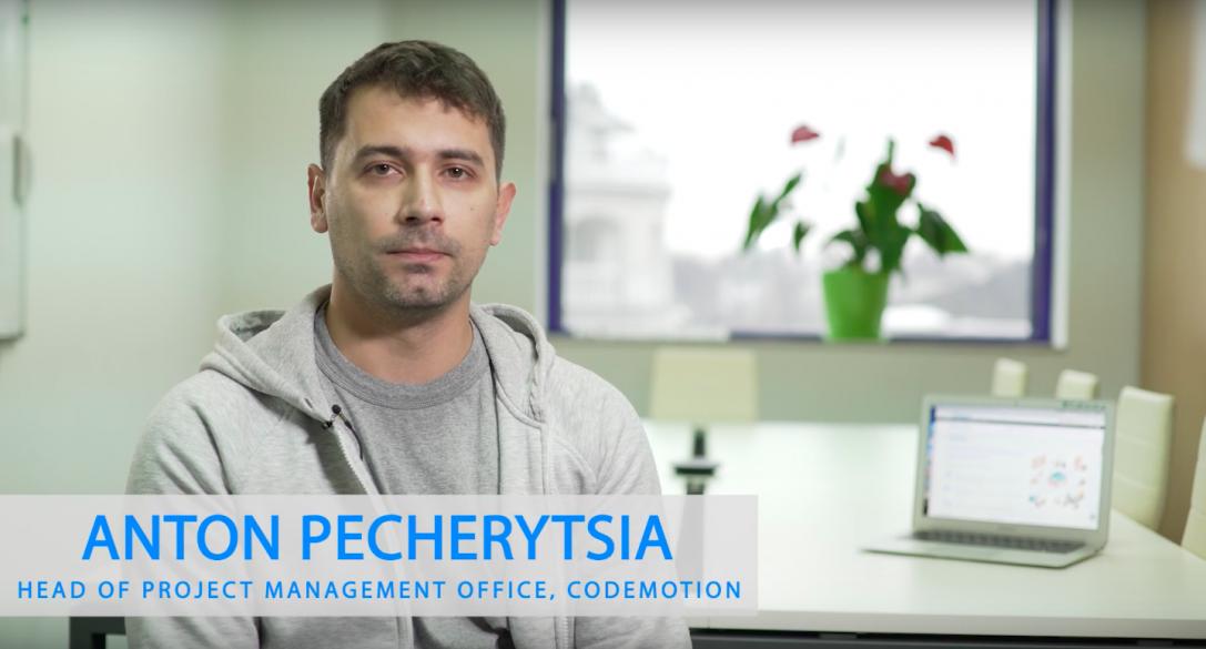 Anton Pecherytsia – Head of PMO, Codemotion Ninjas